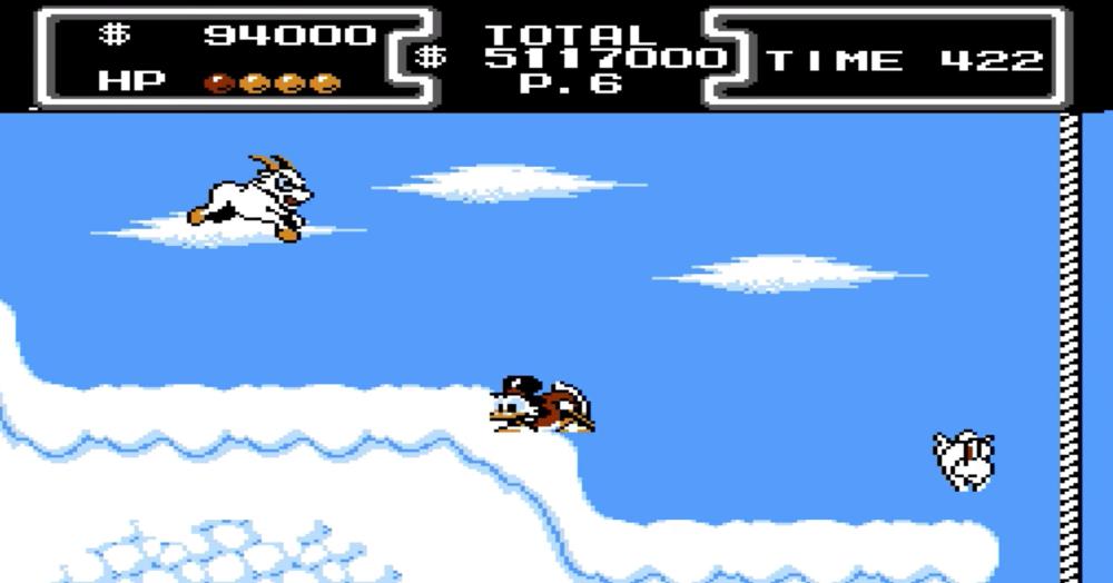 Scrooge McDuck in glorious 1080p HD.