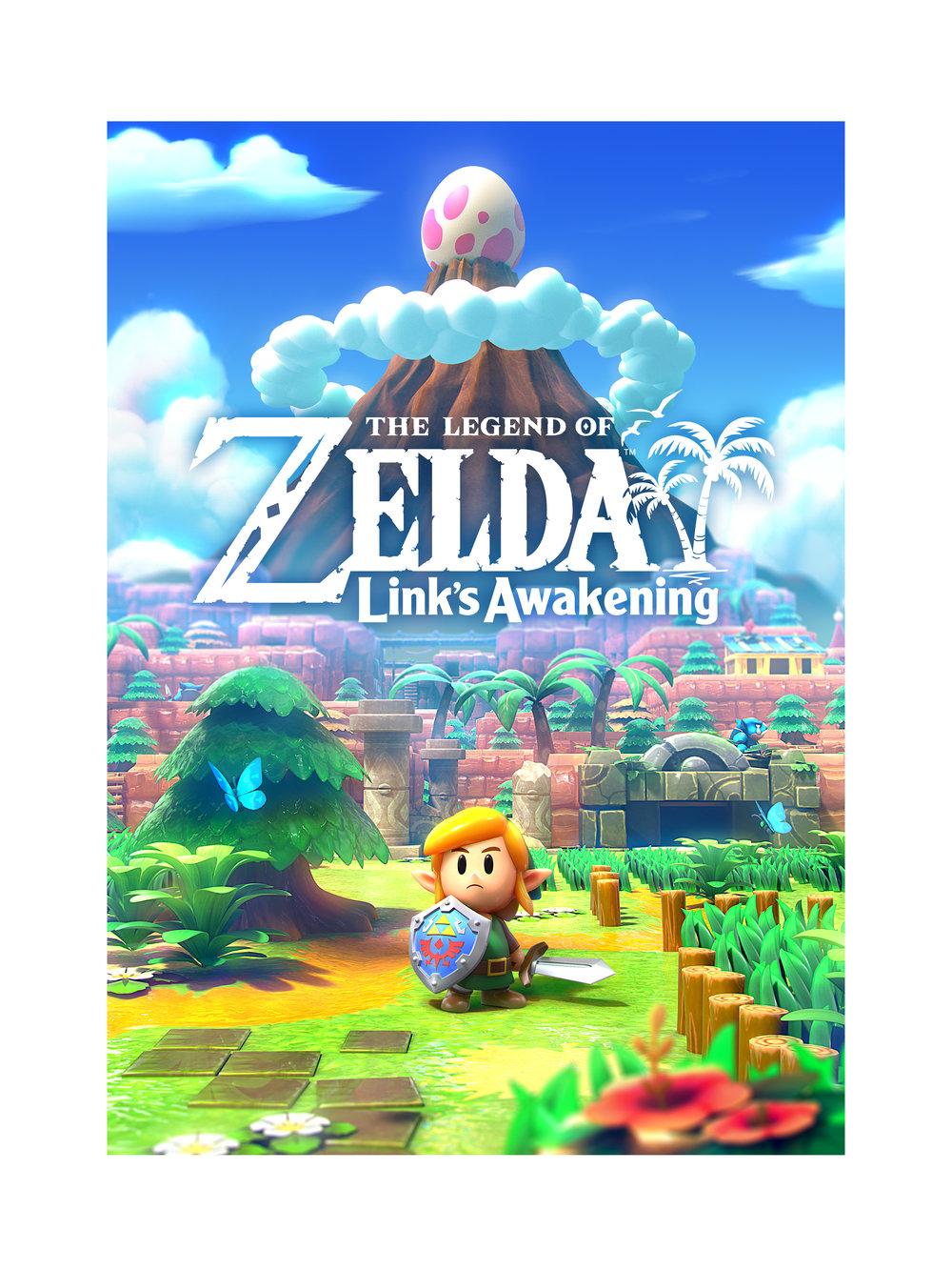 The Legend Of Zelda Link S Awakening Review