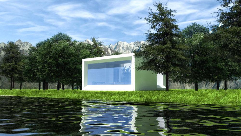 Modern Cabin Exterior #1.jpg