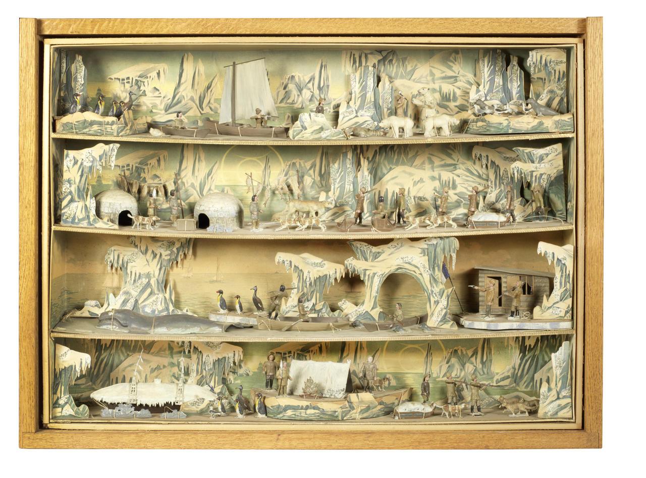 'Voyhage de Lucienne Gamont au Apitzberg, about 1908   via Bonhams    http://www.bonhams.com