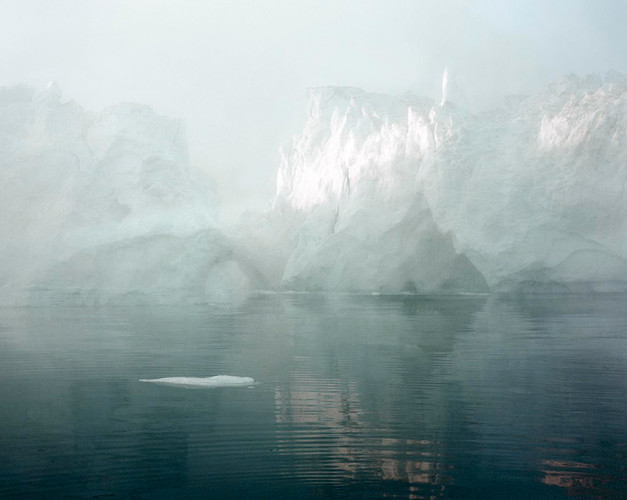Greenland, by Olaf Otto Becker    Becker spent 3 years traveling alone through Greenland photographing the changing landscape.    www.olafottobecker.de