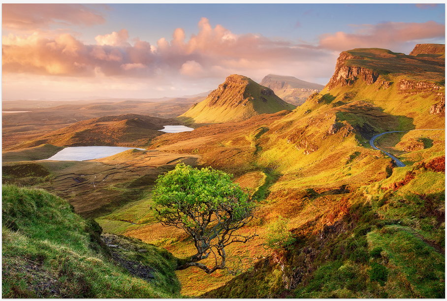 Trotternish, Isle of Skye   by Michael Breitung     www.mibreit-photo.com/