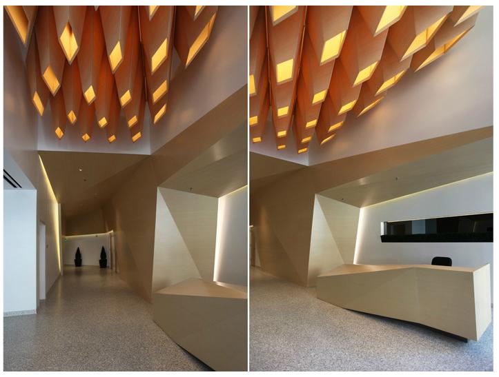 One Kearny Lobby, San Francisco   IwamotoScott Architecture   iwamotosscott.com