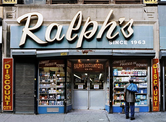 Store Front, The Disappearing Face of New York by James and Karla Murray  http://jamesandkarlamurray.com/