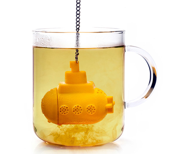 The fantastic Tea Sub by OTOTO Design Studio. http://ototodesign.com