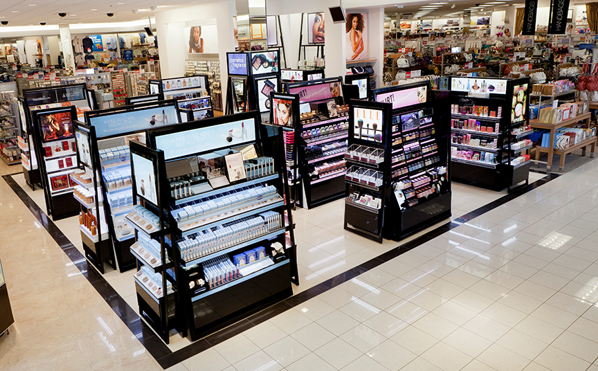 Kohl's Beauty Redesign