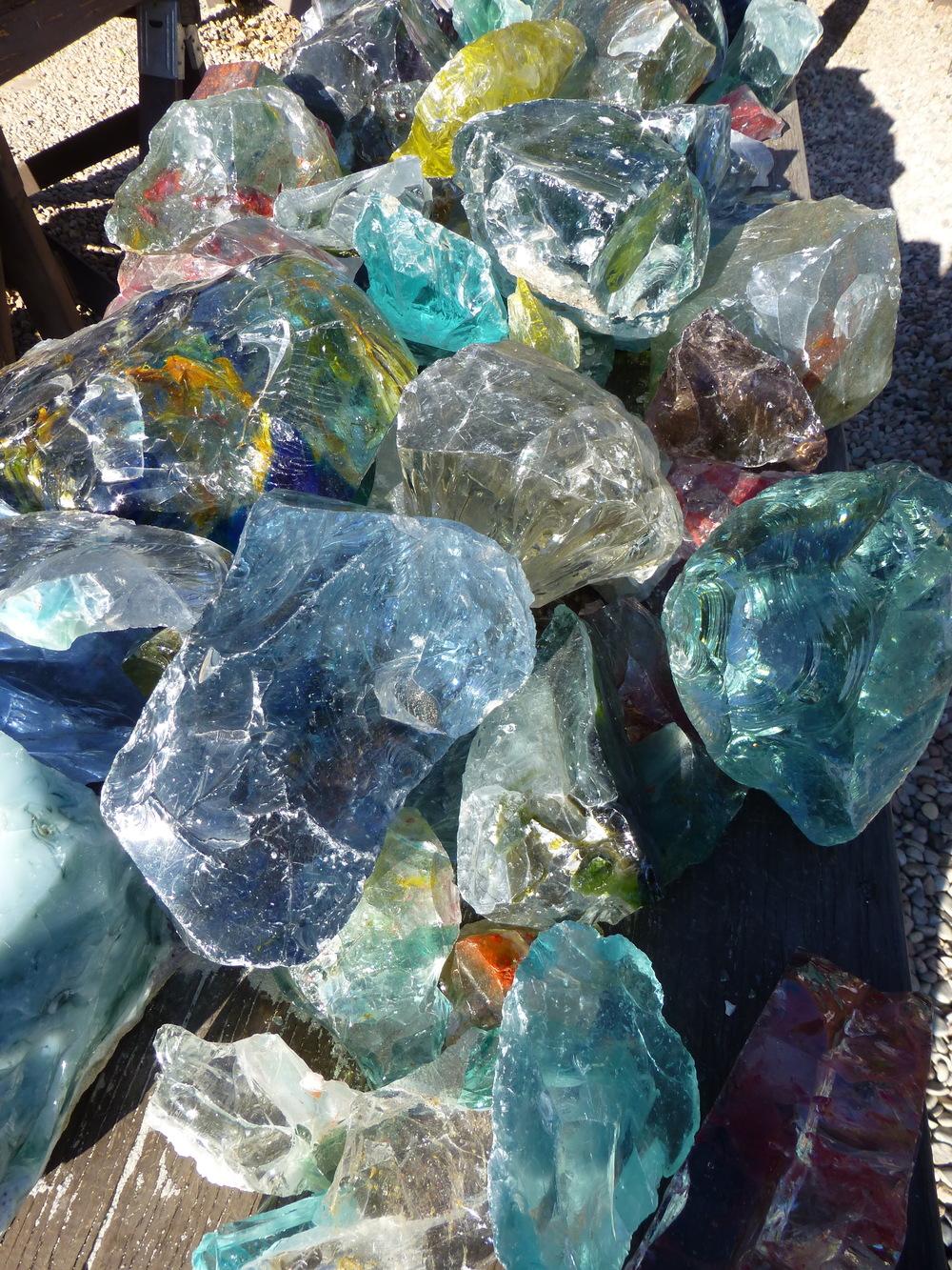 Zion crystals