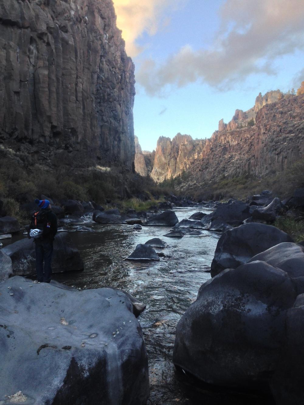 Lower Gorge, Smith Rock