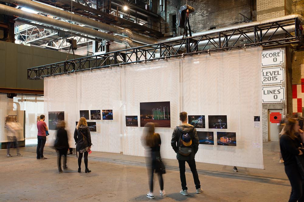 Ausstellungsansicht, JUNGKUNST, Winterthur 2015