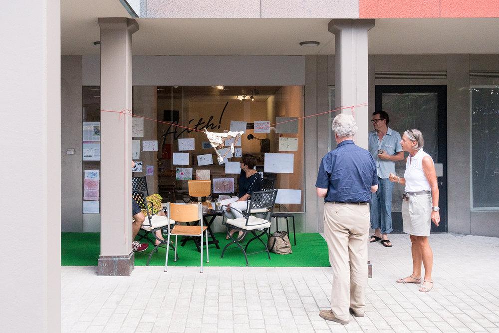 Tag der offenen Tür bei  Art in Thalwil!