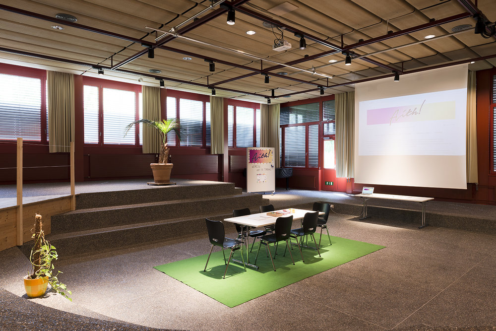 "Workshop ""mein Lieblingsort in Thalwil"""