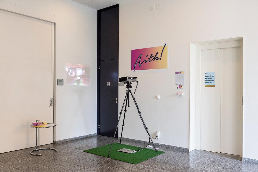 """Ausstellung """"Grüne Wiese"""" im Gemeindehaus Thalwil"""