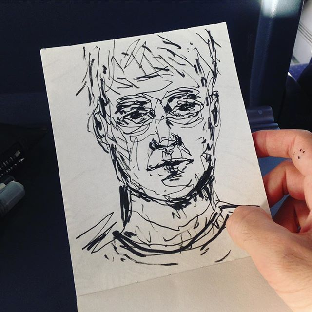 Line Portrait