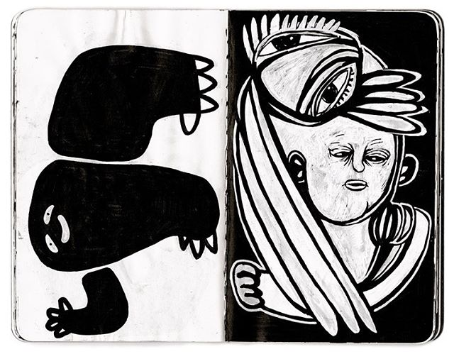 Ghost & Picasso #zeichnung #artfido #sketch #posca #character #bern #illustration #doodle #DoodleArts #sketchbook #artfeature #inkdrawing #drawing #blackbook #molotow #zurich_switzerland #zürich #bern #london #solothurn #blackandwhite  #sketchzone #AutodeskSketchBook #brutsubmission #sketchaday #artemperor #scribbletopia