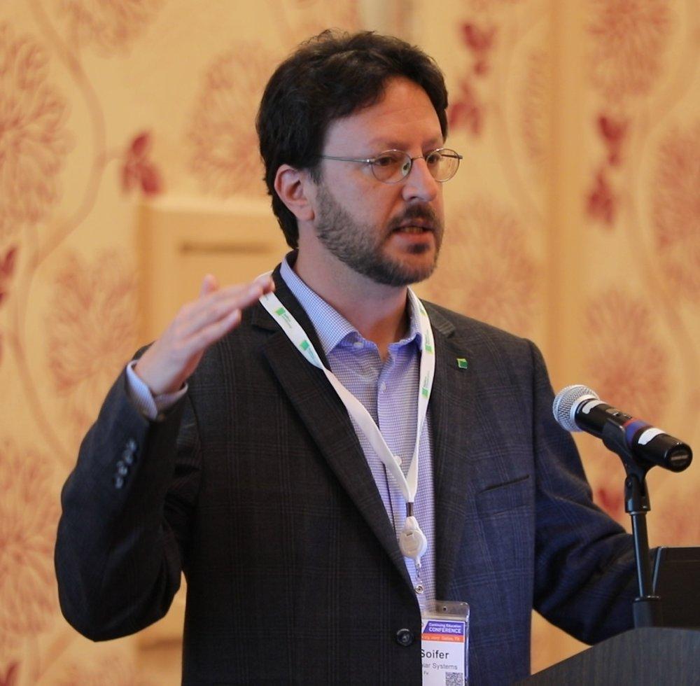 Boaz Soifer, CEO, BayWa r.e. Solar Systems
