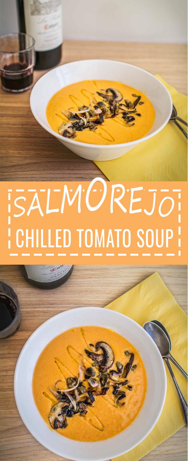 Salmorejo | www.discoverdelicious.org | vegan food
