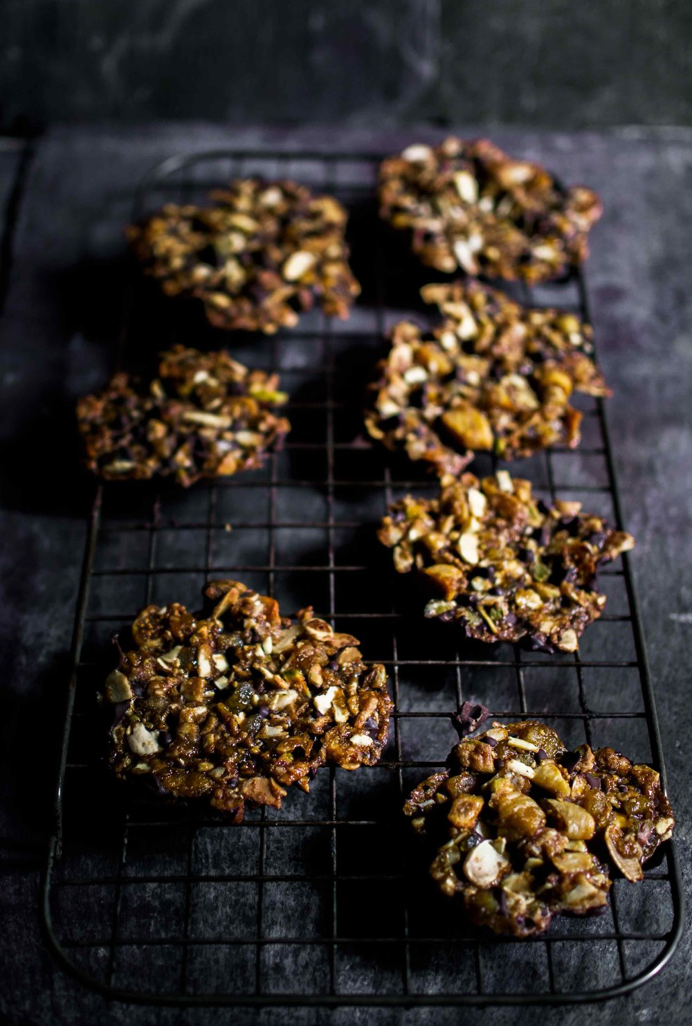 Vegan Florentines | Discover Delicious | www.discoverdelicious.org | Vegan Food Blog