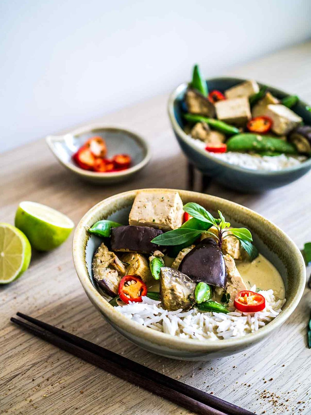 Thai green curry discover delicious for Cuisine 04 mains