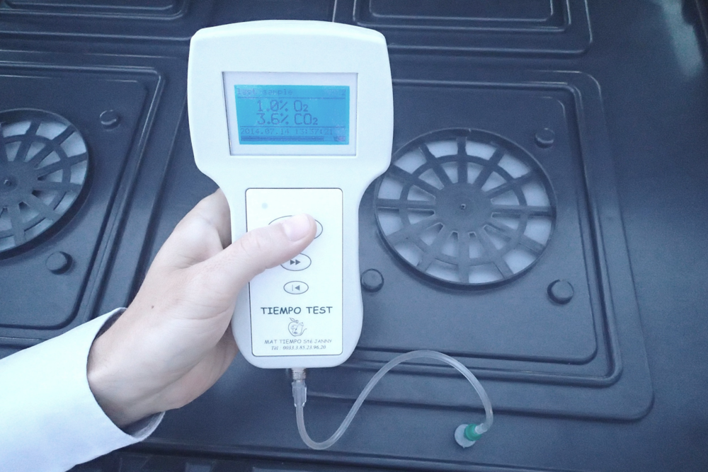 Tiempo Test Silver Gas Analyzer