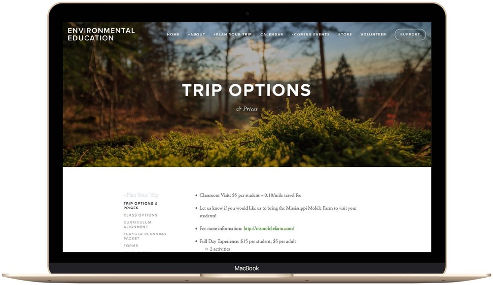 Environment charity website design.jpg