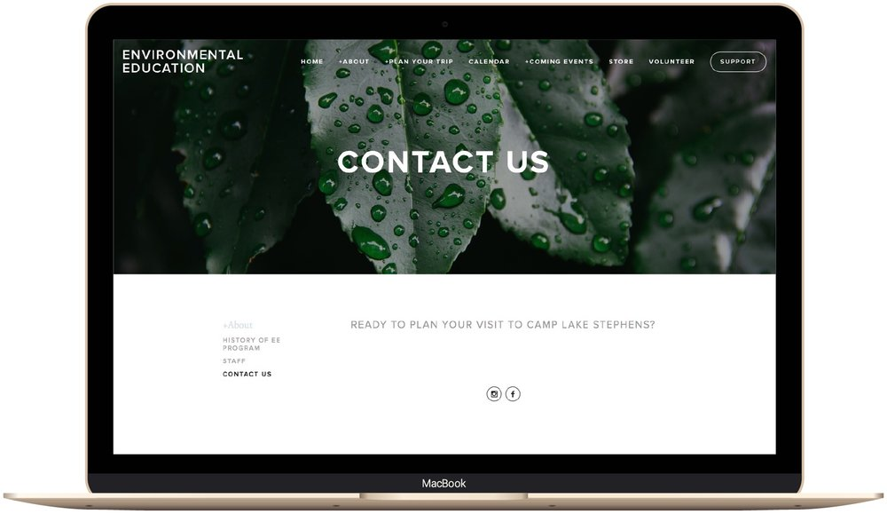 Environmental non-profit website design.jpg
