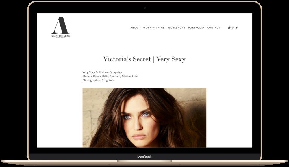 Victoria's Secret portfolio piece for Amy Demas - creative director in LA.png