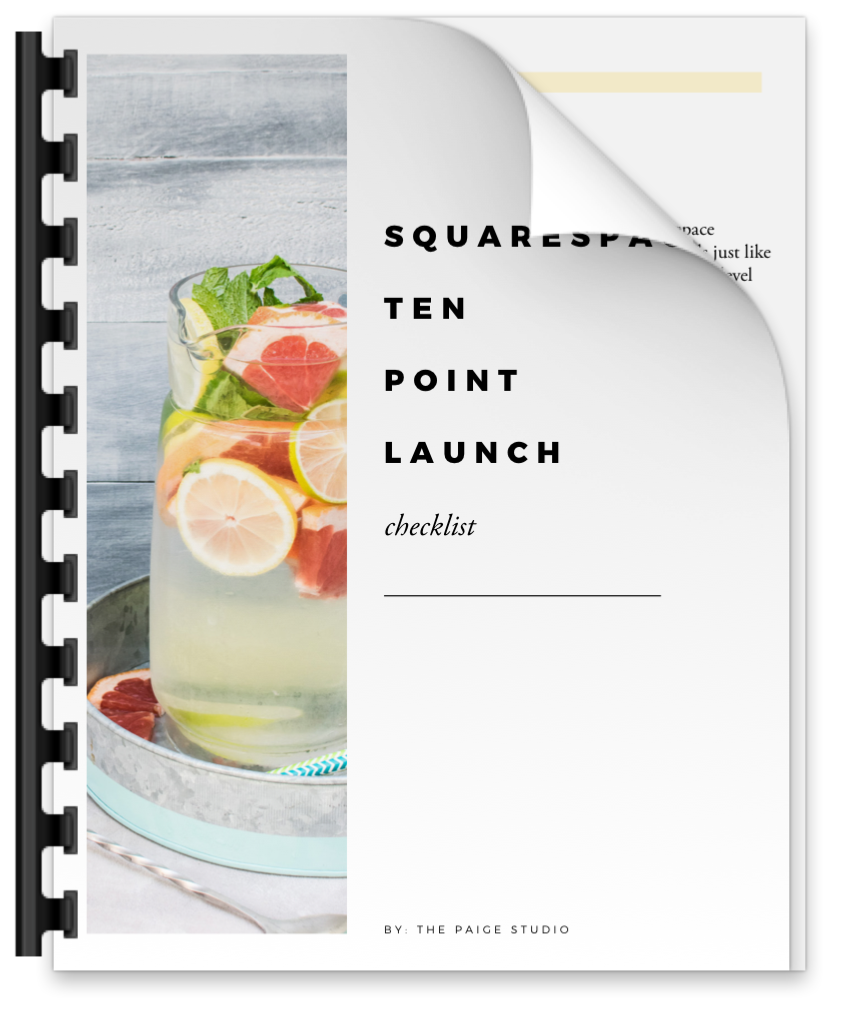 Squarespace ten point launch checklist.png