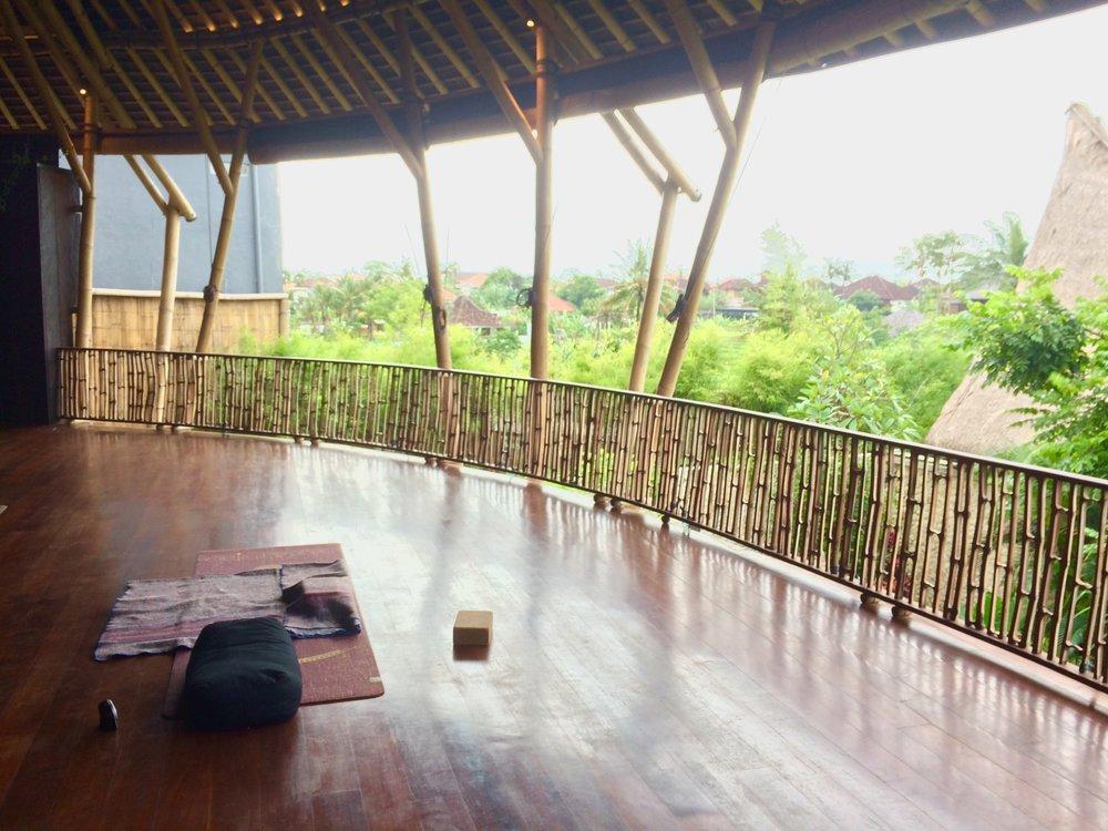 The Practice yoga studio in Canggu Bali view.jpeg