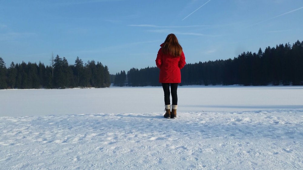 digital nomad paige in the harz mountain in germany .JPG