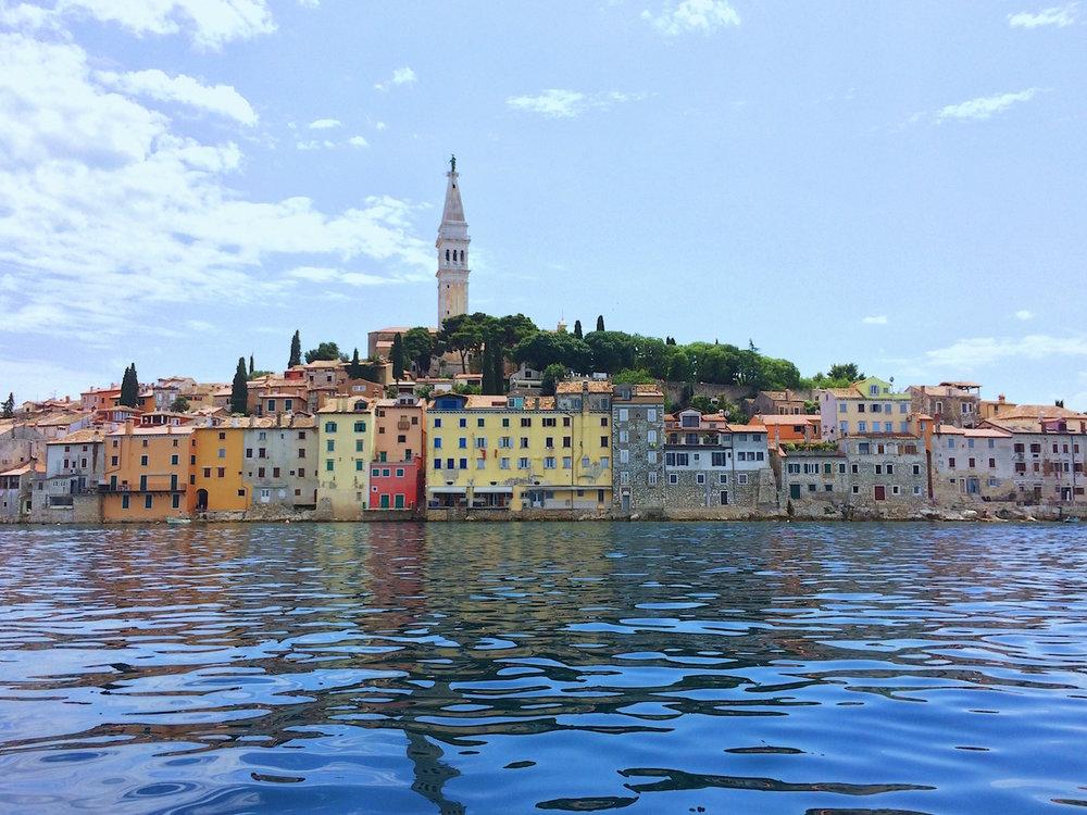 rovinji croatia colorful buildings on the lake.JPG