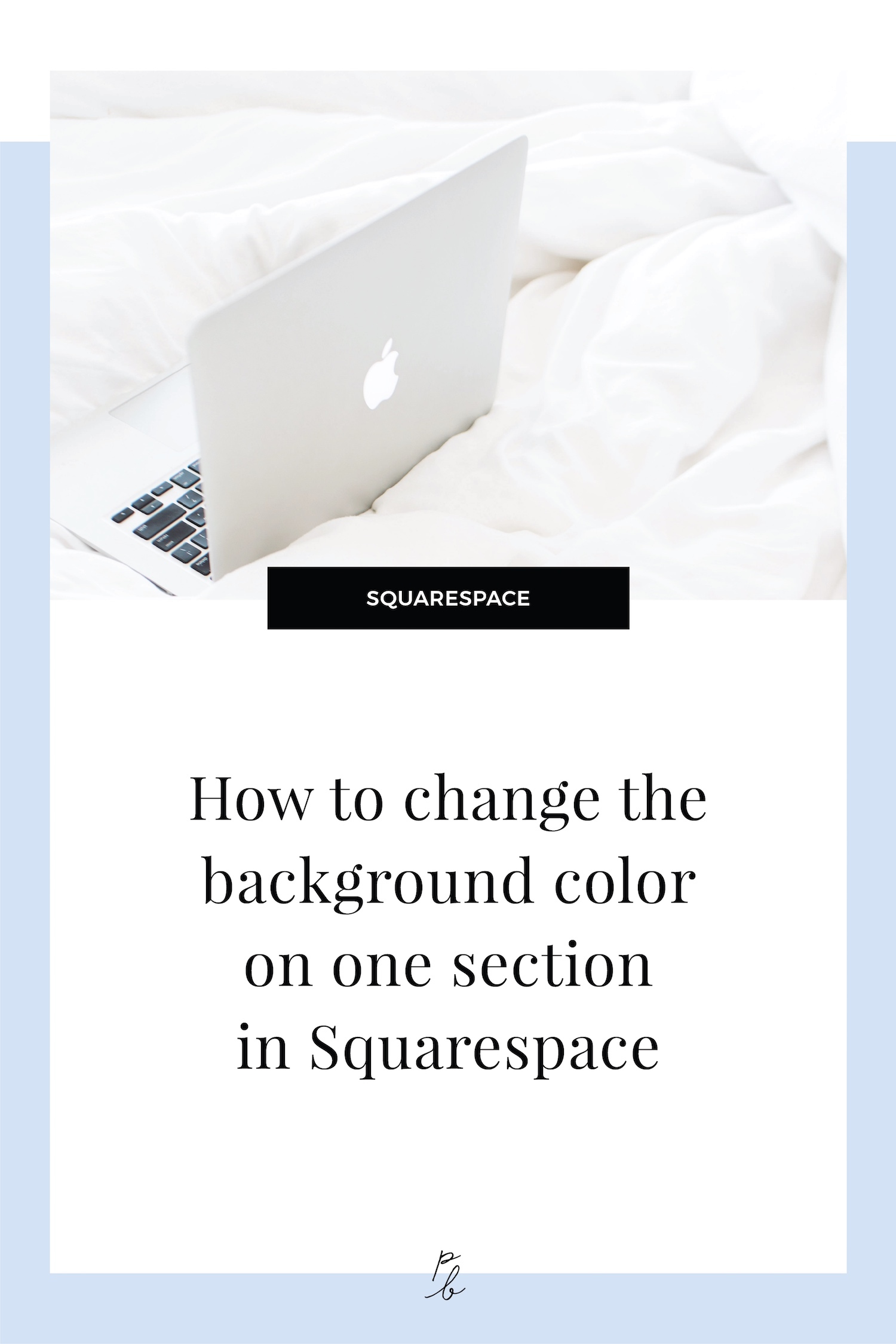 How to change the content background color on one individual page or