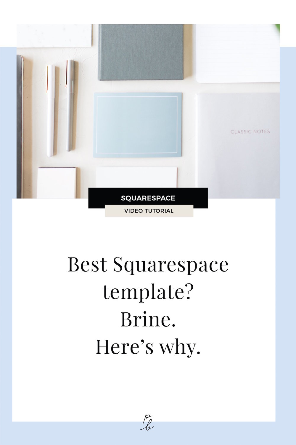 what is the best squarespace template brine here s why paige