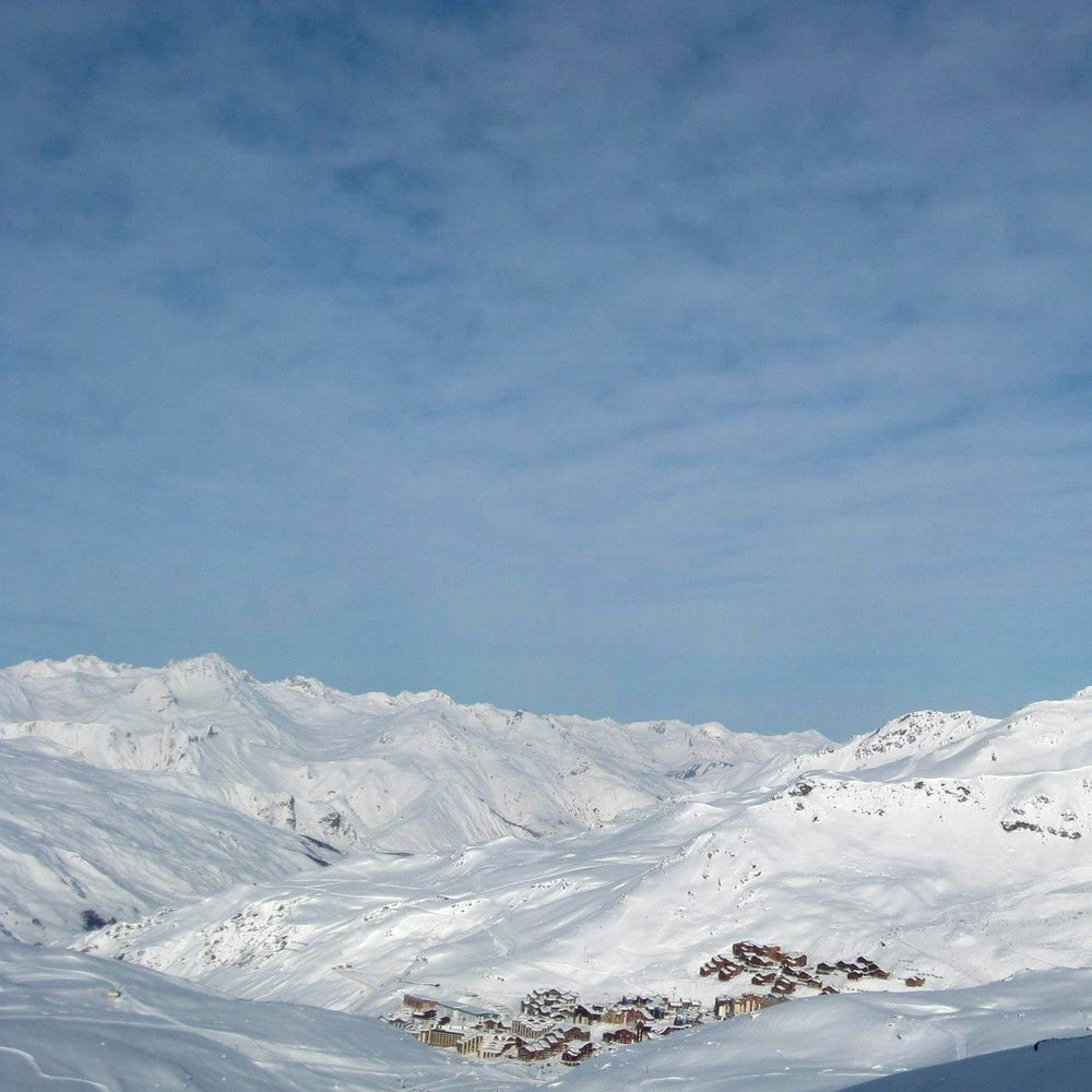 Val Thorens, French Alps -
