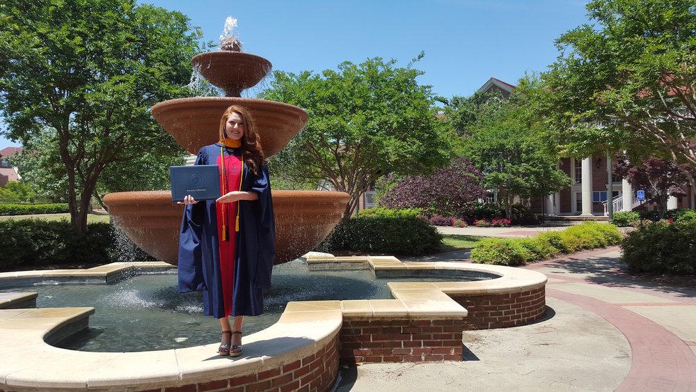 paige brunton graduation