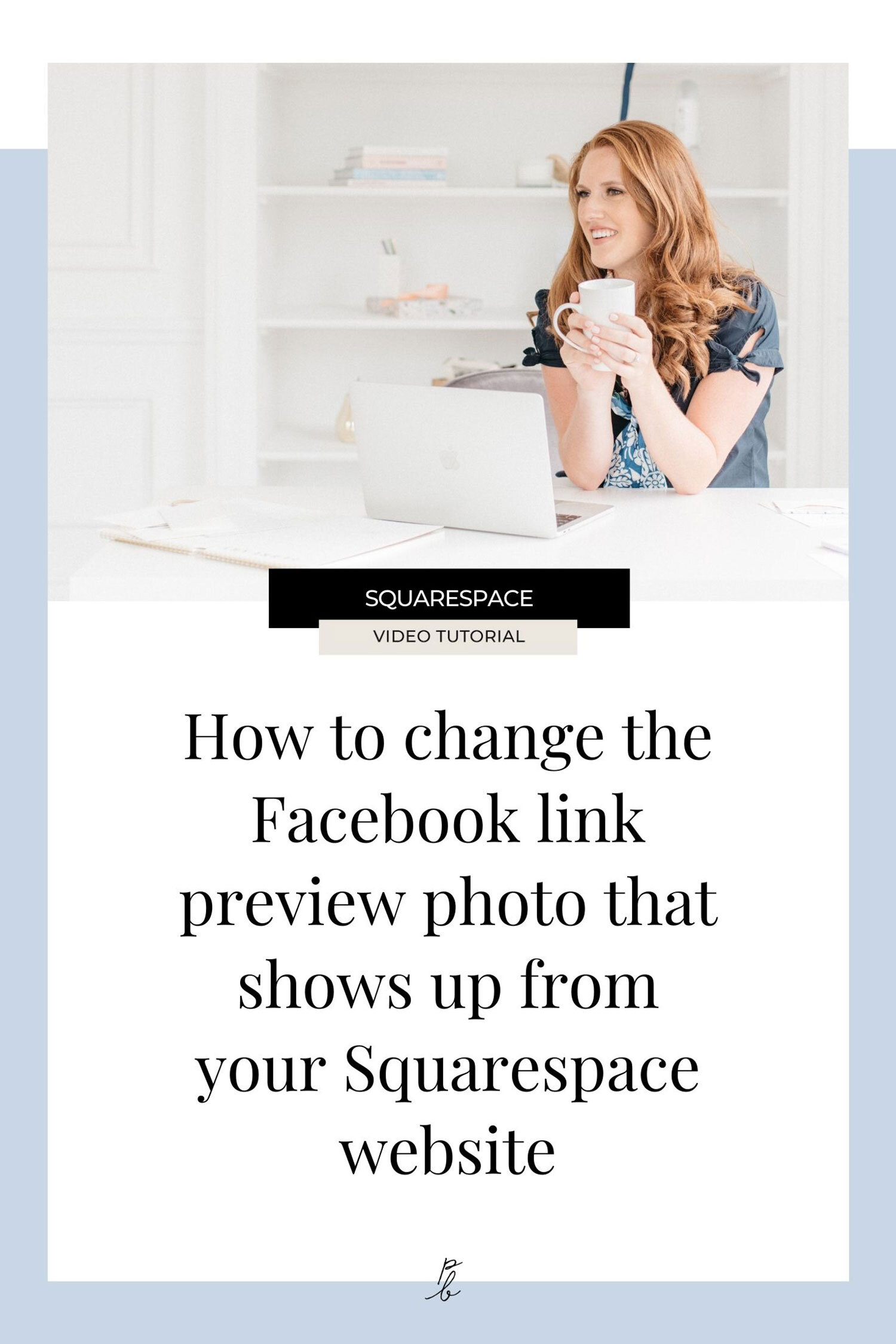 How to change the Facebook link preview photo that shows up from