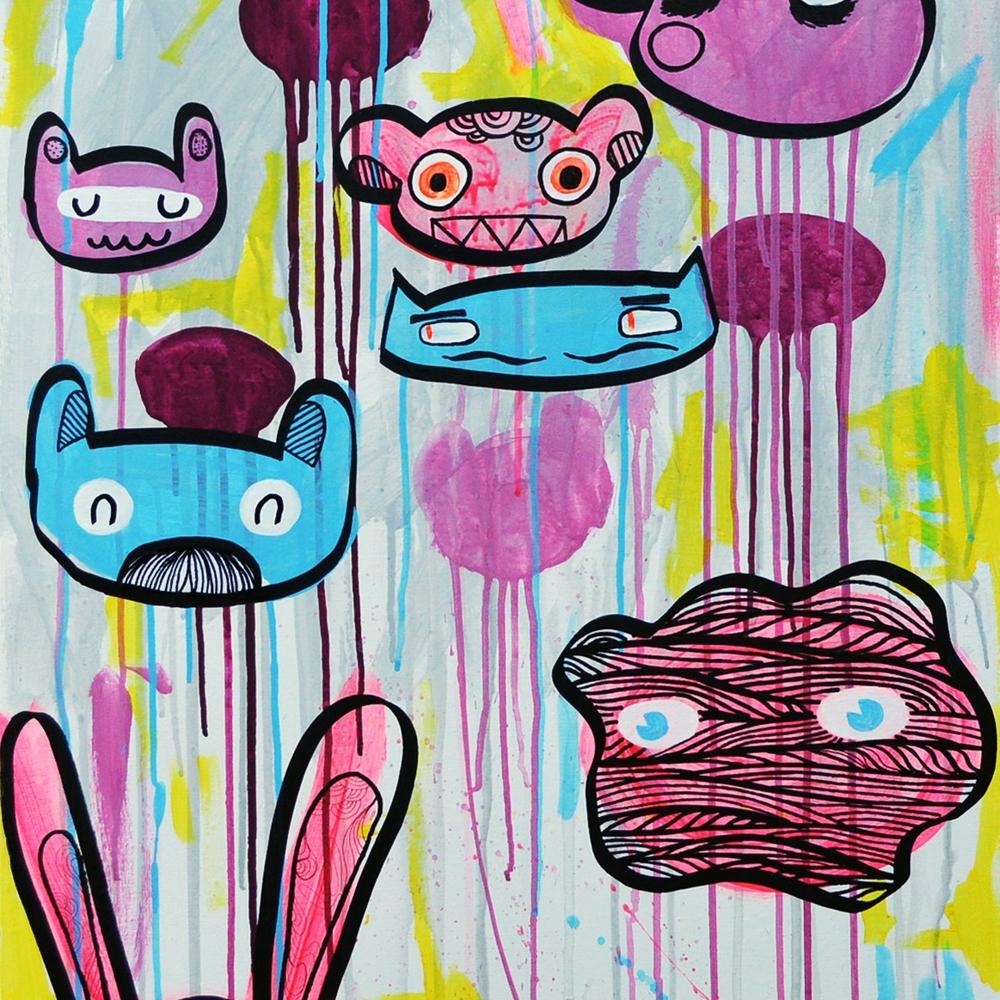 Paintings,  2010-2013