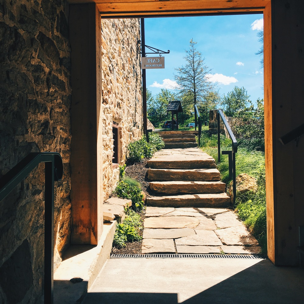 wyebrook stairway
