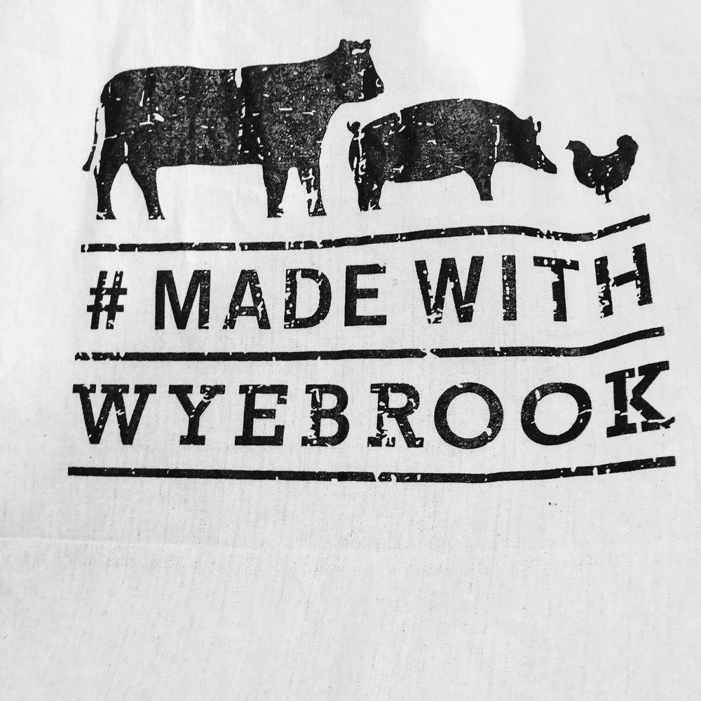 made with wyebrook