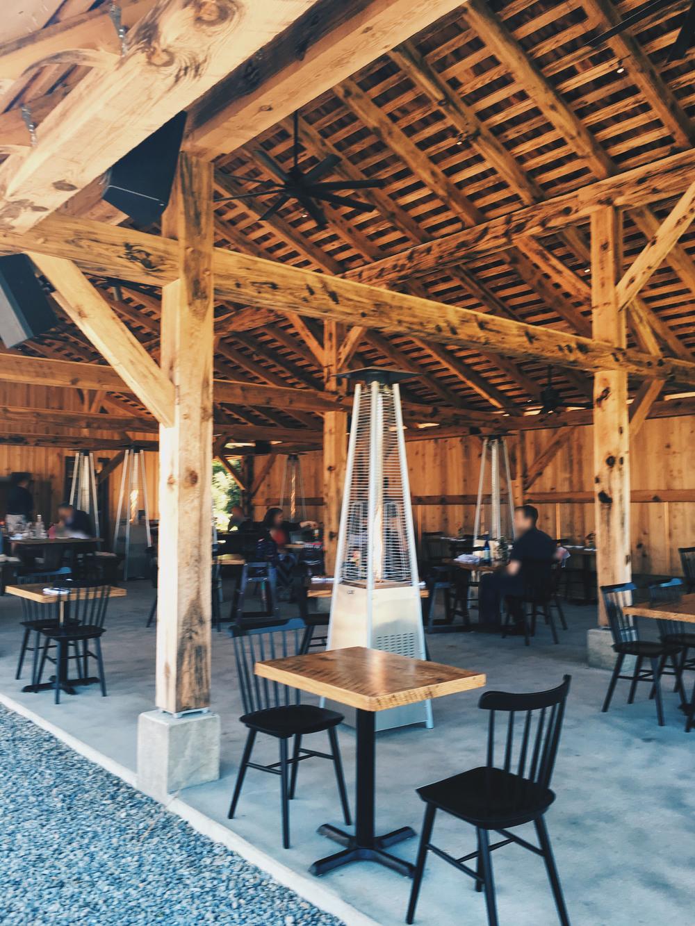 wyebrook pavilion