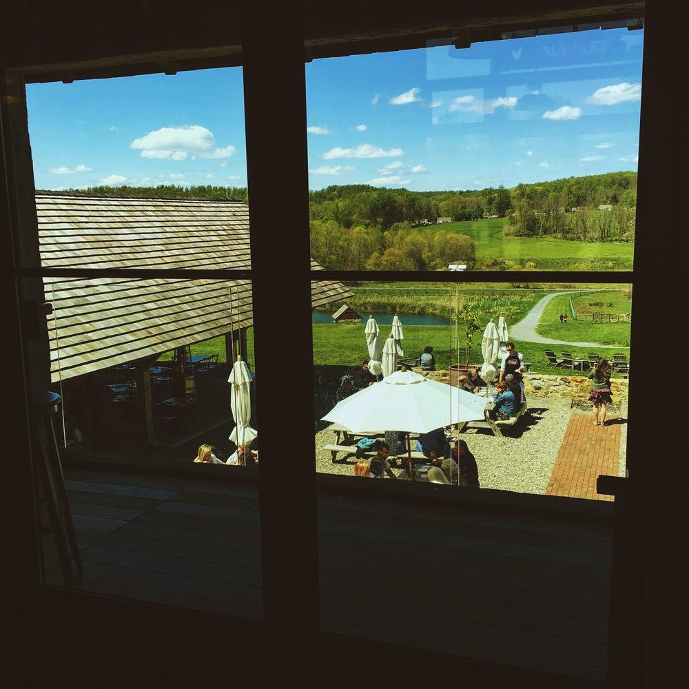 wyebrook view