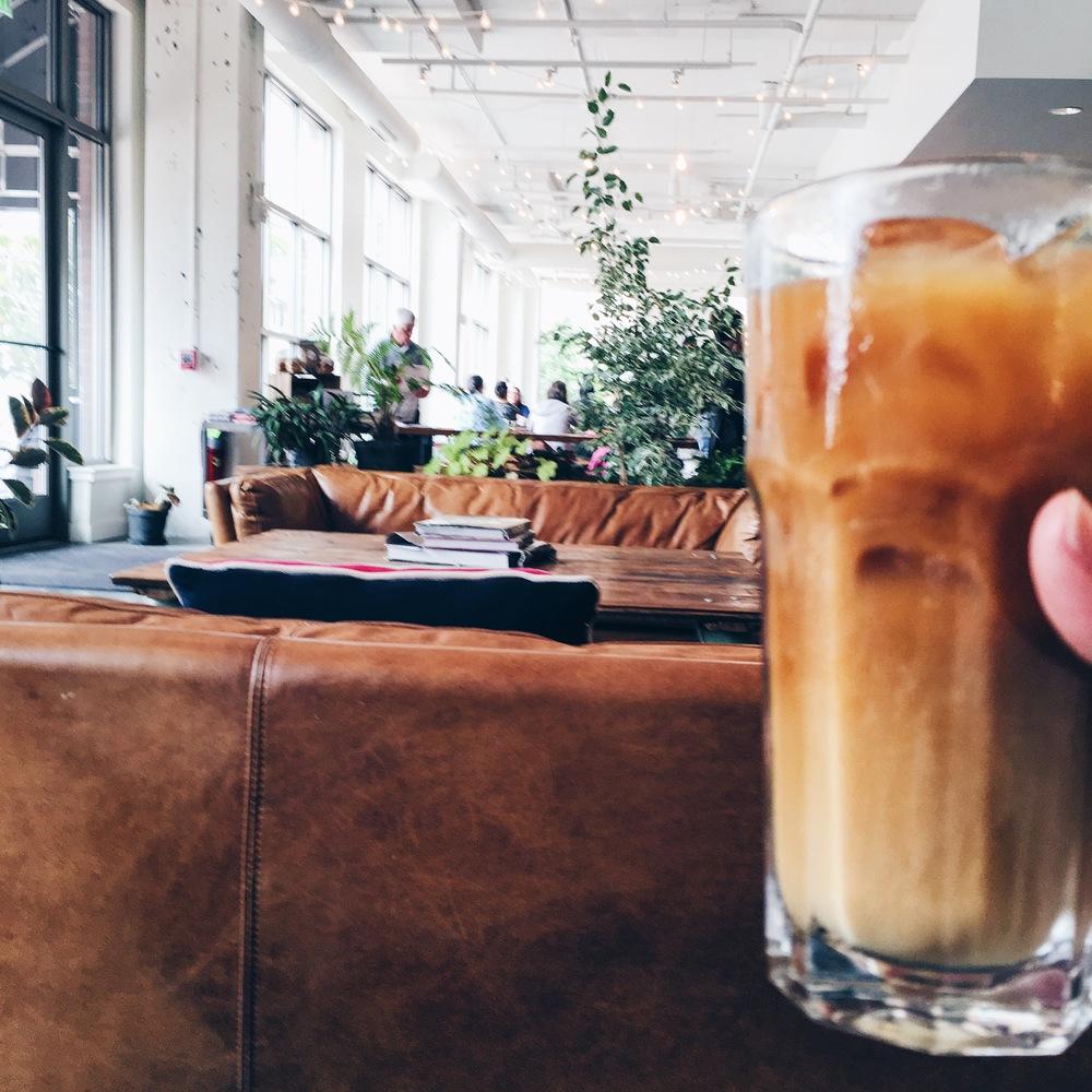 malvern buttery coffee