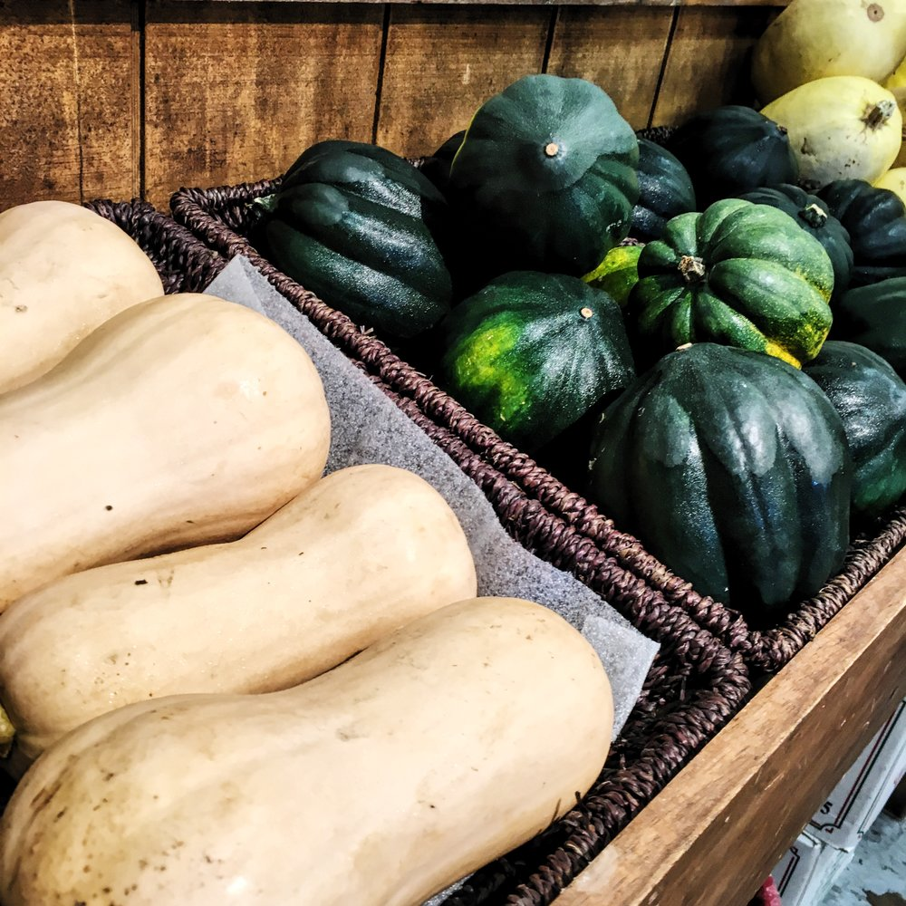Weaver's Orchard Squash