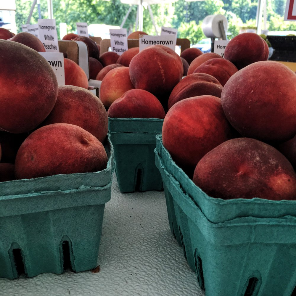 Weaver's Orchard Peaches