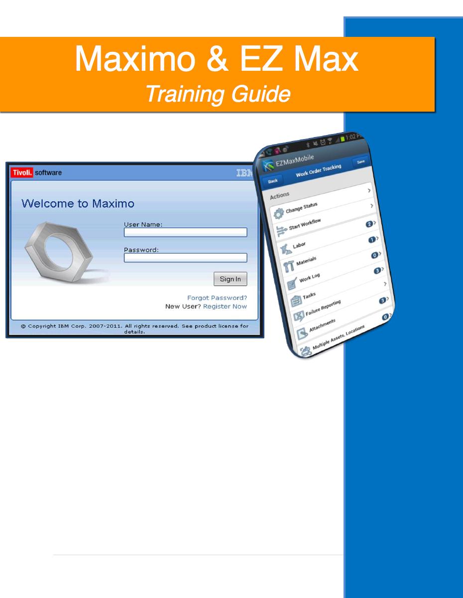 maximo users manual facilities services rh ucsf fs com CMMS Maximo Training IBM Maximo Training Courses