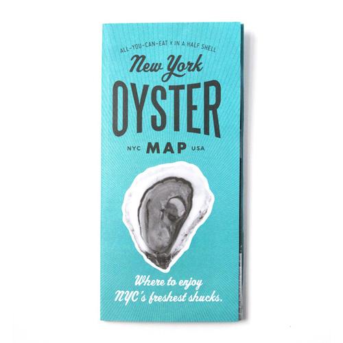 NY Oyster Map