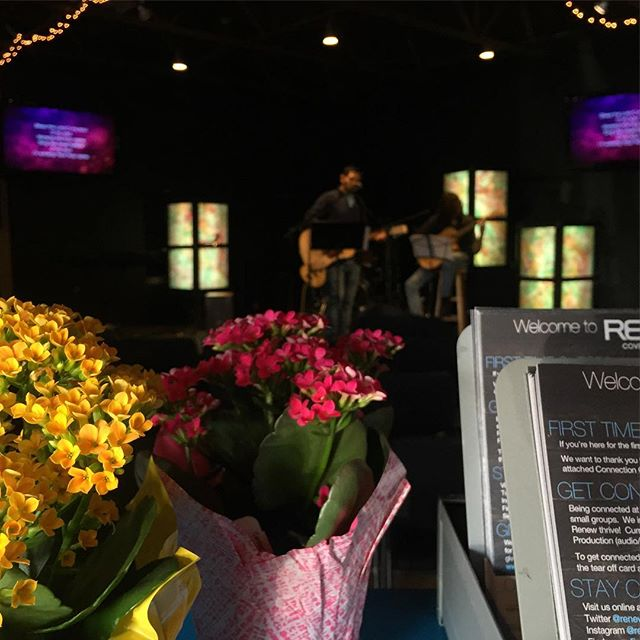 Ready? Going to be a great morning! 10am.