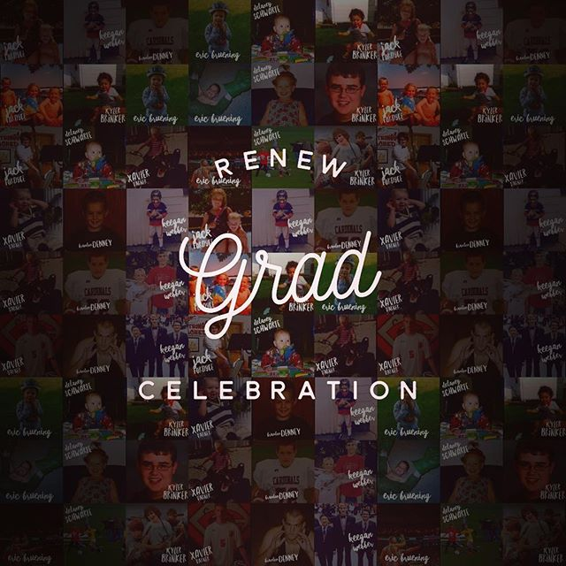 As part of our 10am worship gathering this Sunday we're celebrating some fantastic people. Have a grad we should include? Leave a message and we'll be in touch!