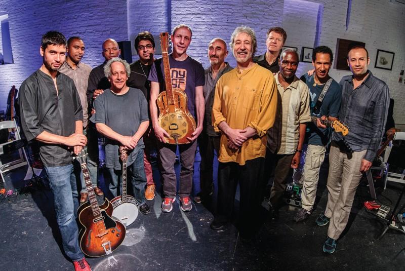Adam Rudolphs Go Organic Orchestra