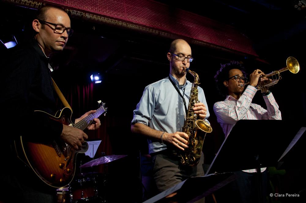 Liberty Ellman Quintet