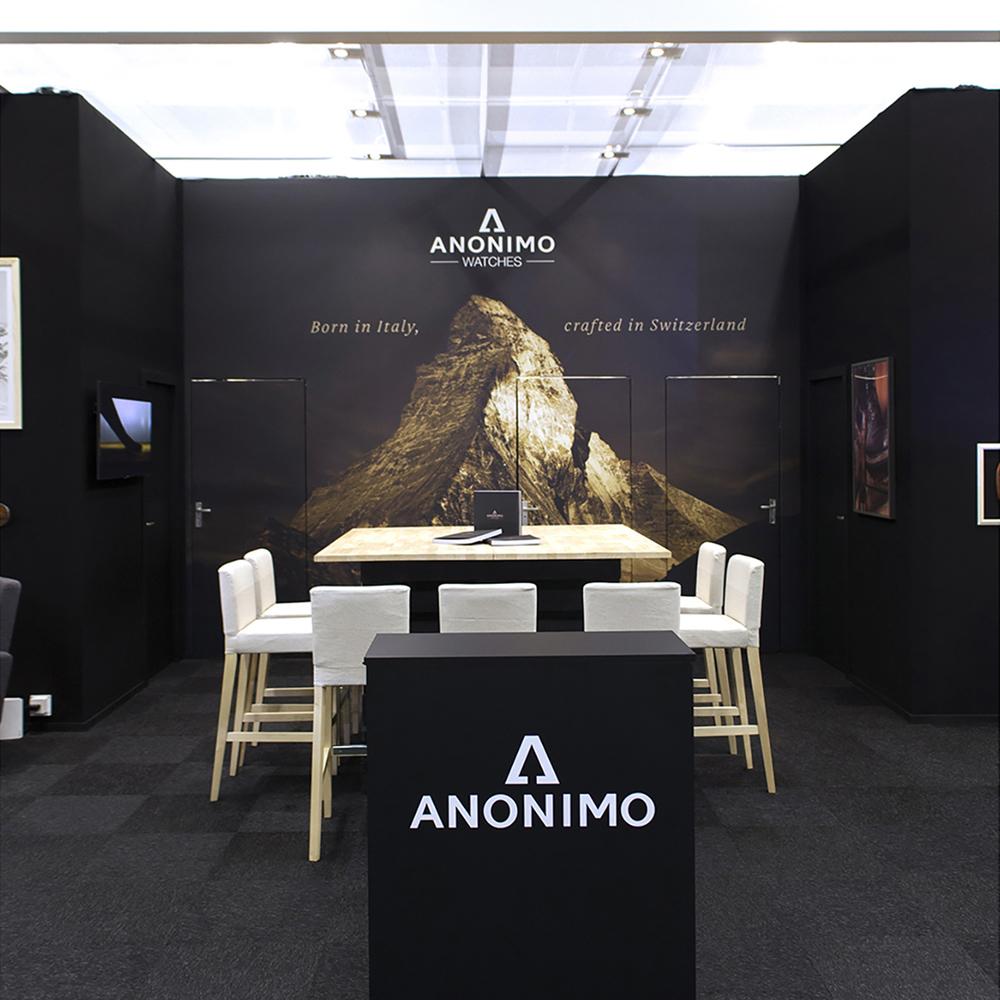 Anonimo, Baselworld